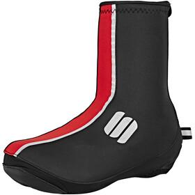 Sportful Reflex 2 Copriscarpe rosso/nero